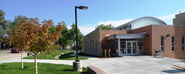 Glenrock Branch Library
