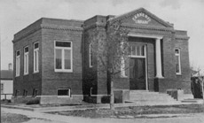 Converse County Library, c. 1905