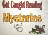 Display: Get Caught Reading Mysteries